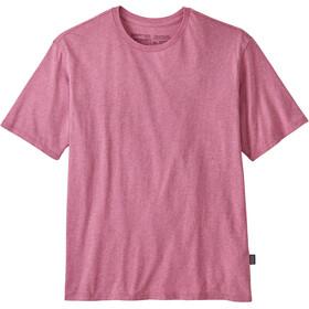 Patagonia Organic Cotton Lightweight Tee Men marble pink